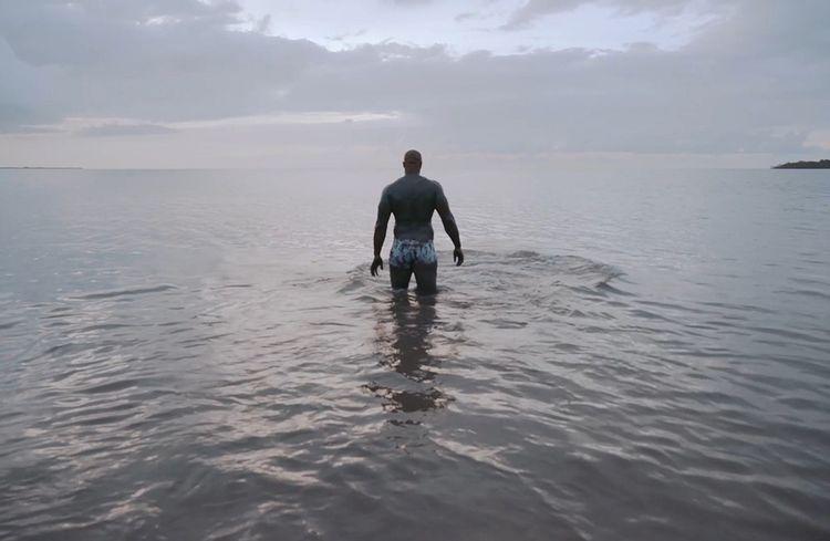 Le multimédaillé Teddy Riner, héros d'un documentaire de Benoît Durand, Brice Baubit et Laurent Lefebvre.