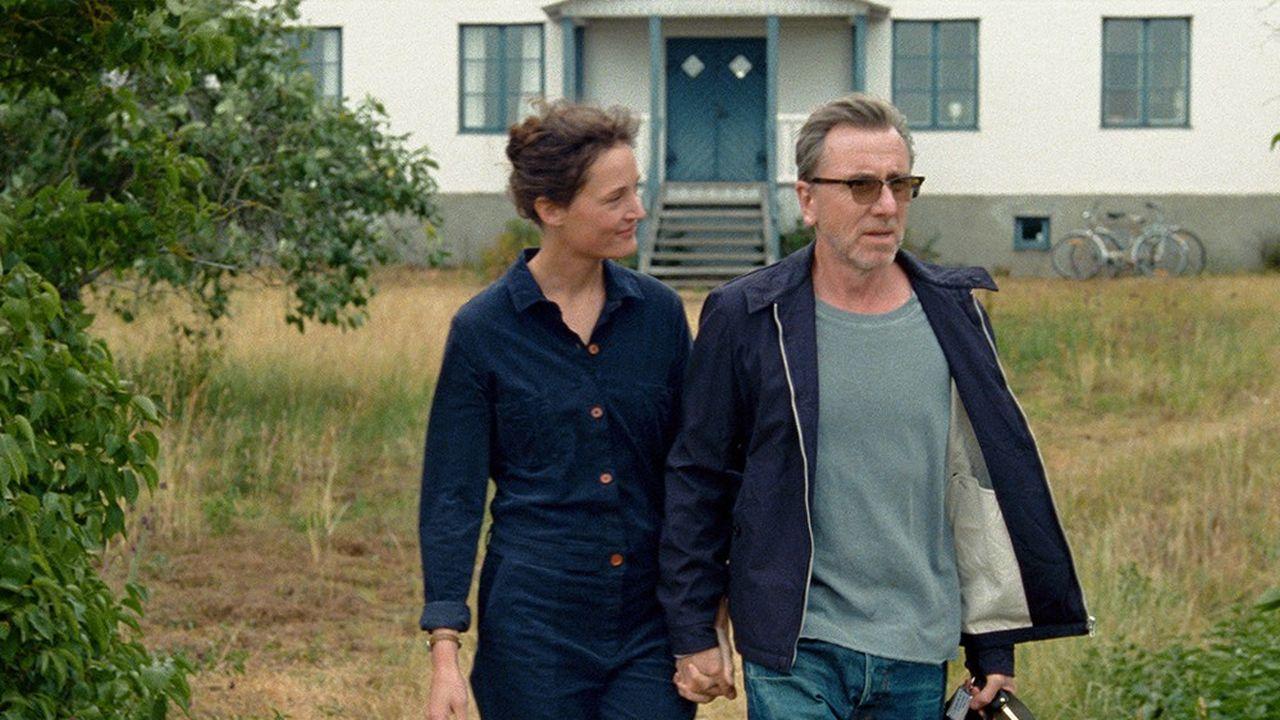 «Bergman Island», le dernier film de Mia Hansen-Løve, avec Vicky Krieps et Tim Roth.