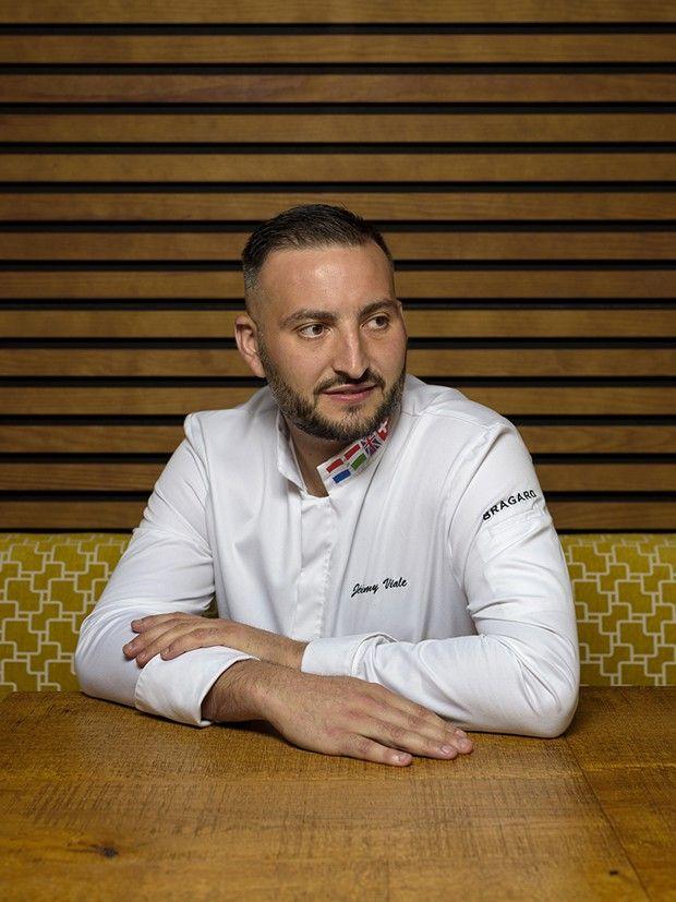 Jérémy Viale, champion d'Europe de pizza en 2018 et champion du monde en 2019.
