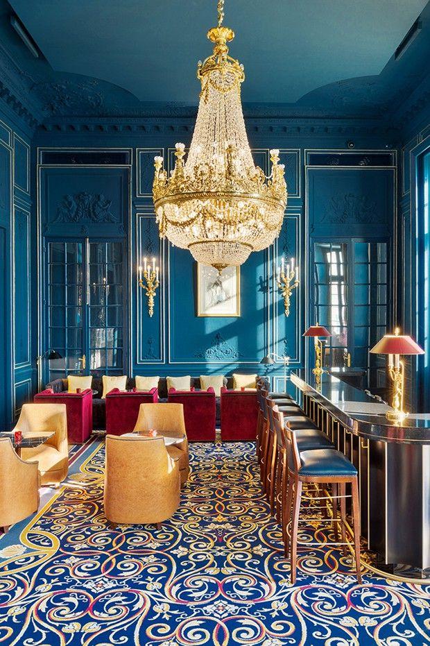 Le Bar Napoléon III rénové après trois ans de travaux.