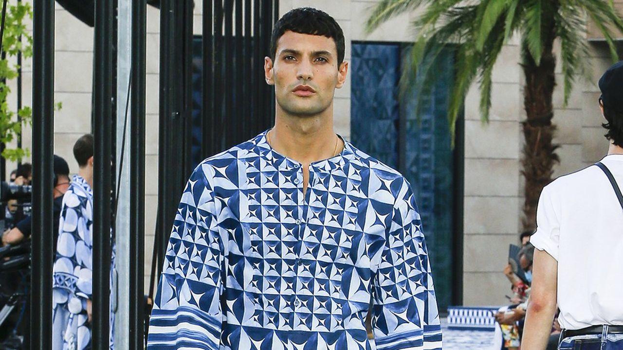 Sfilata Dolce & Gabbana Uomo Primavera-Estate 2021.
