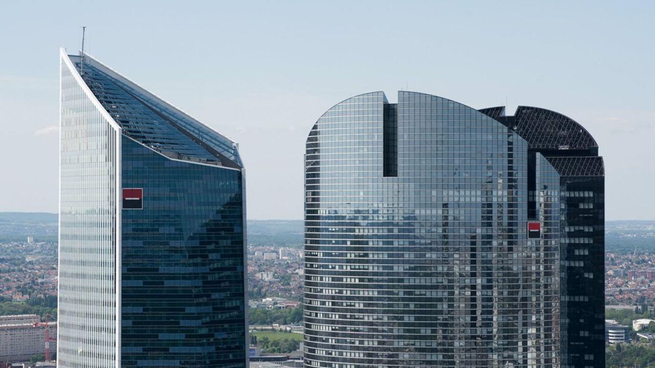 A titre de comparaison, la capitalisation boursière de Société Générale avoisine les 21milliards d'euros.