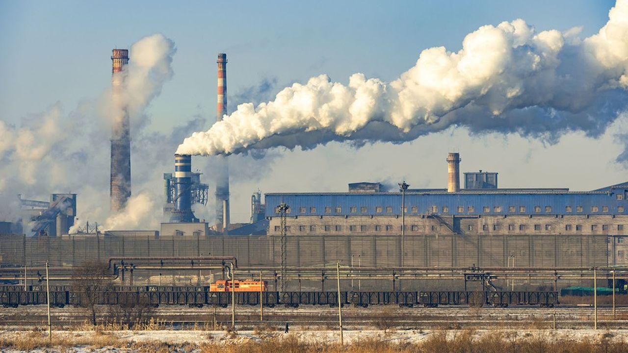 Le nouveau marché chinois devrait couvrir environ 4,5milliards de tonnes d'émission de CO2 par an, soit 40% des émissions du pays.