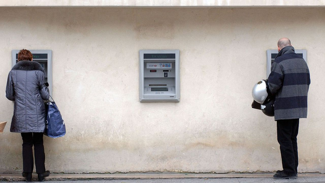 Depuis la fin 2018, ce sont 7,1% des distributeurs de billets qui ont été désactivés en France.