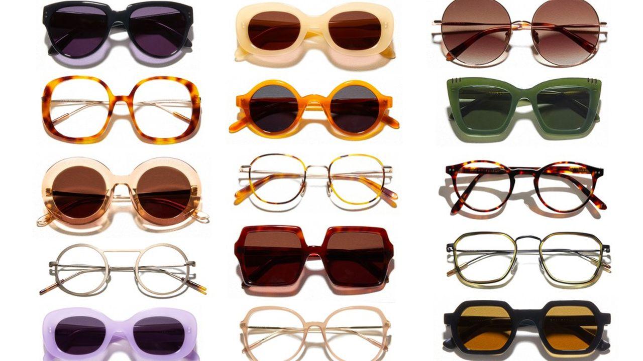 La marque a supprimé certains intermédiaires, en dessinant ses collections, et en les vendant dans ses boutiques et sur en ligne.