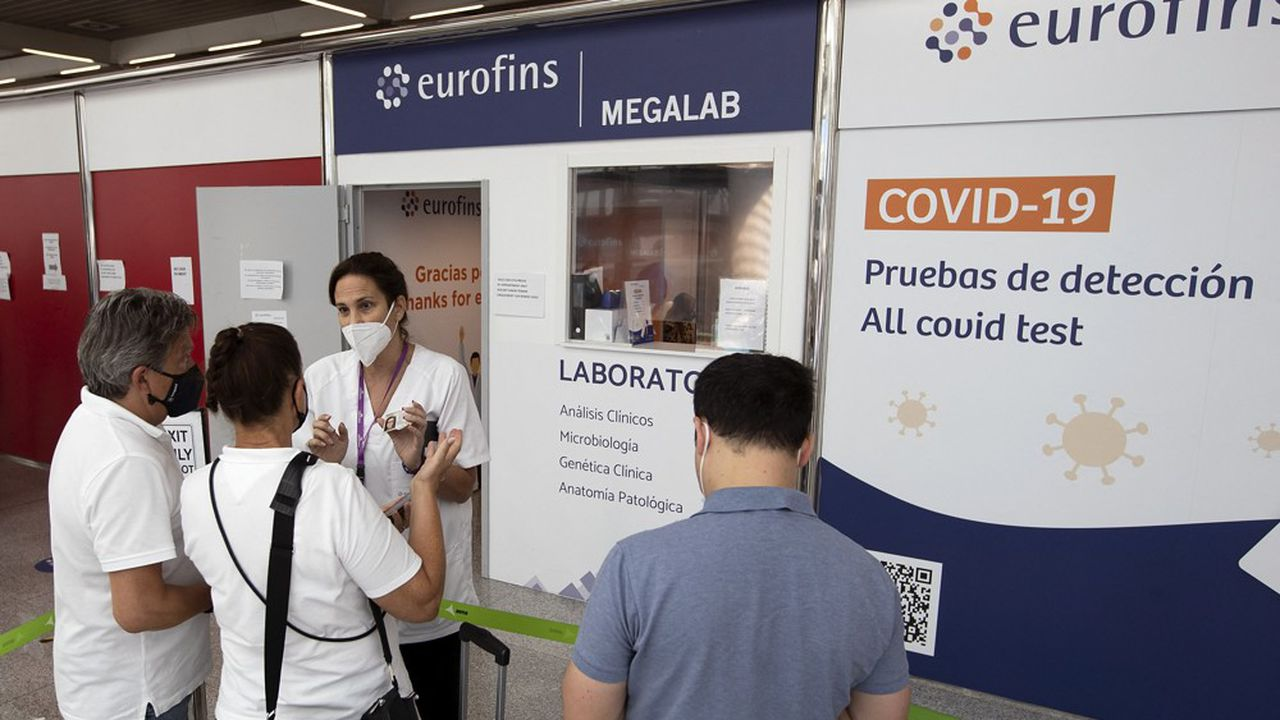 C'est pour l'Espagne, mais aussi le Portugal, que l'agence européenne affiche une «inquiétude élevée»