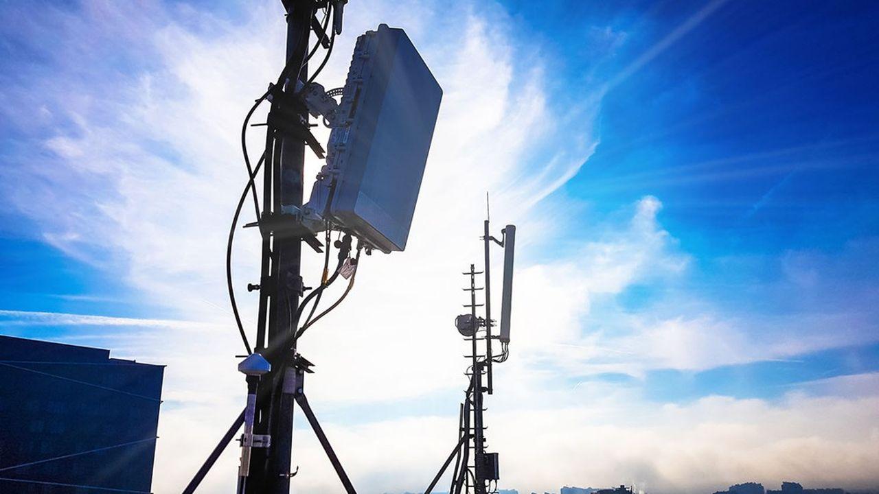 Ericsson se partage le marché mondial des équipements de téléphonie mobile avec le chinois Huawei et le finlandais Ericsson