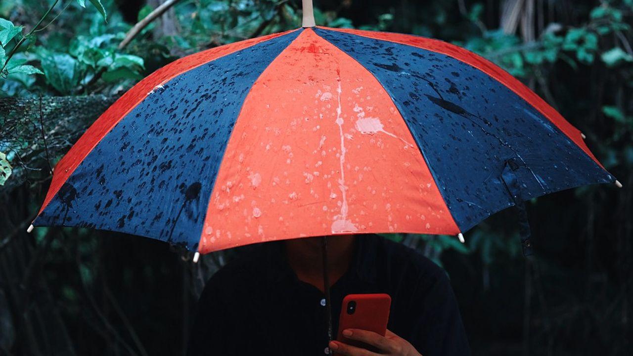 Quelles sont les chances qu'il pleuve aujourd'hui?