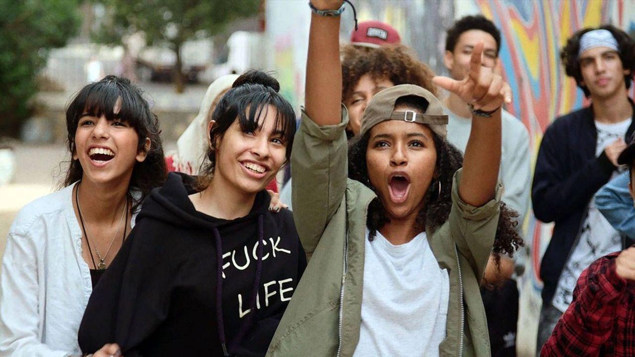 La jeunesse de Casablanca rappe «Haut et fort»
