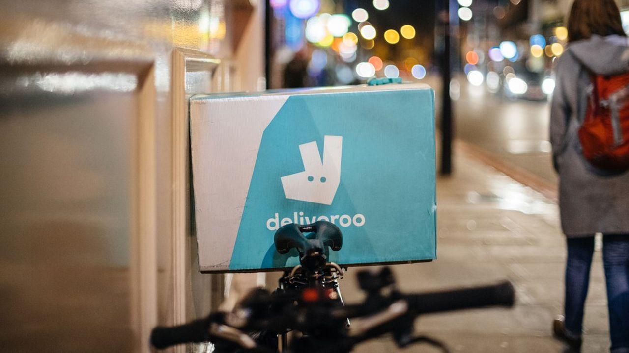 Deliveroo a réalisé la pire introduction en Bourse de l'histoire à la City.
