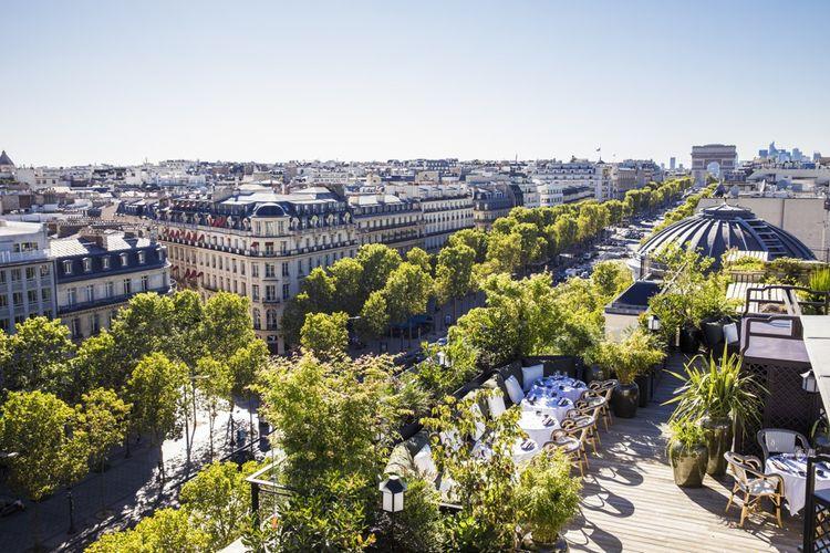 Mun : ambiance asiatique chic au-dessus des Champs-Elysées