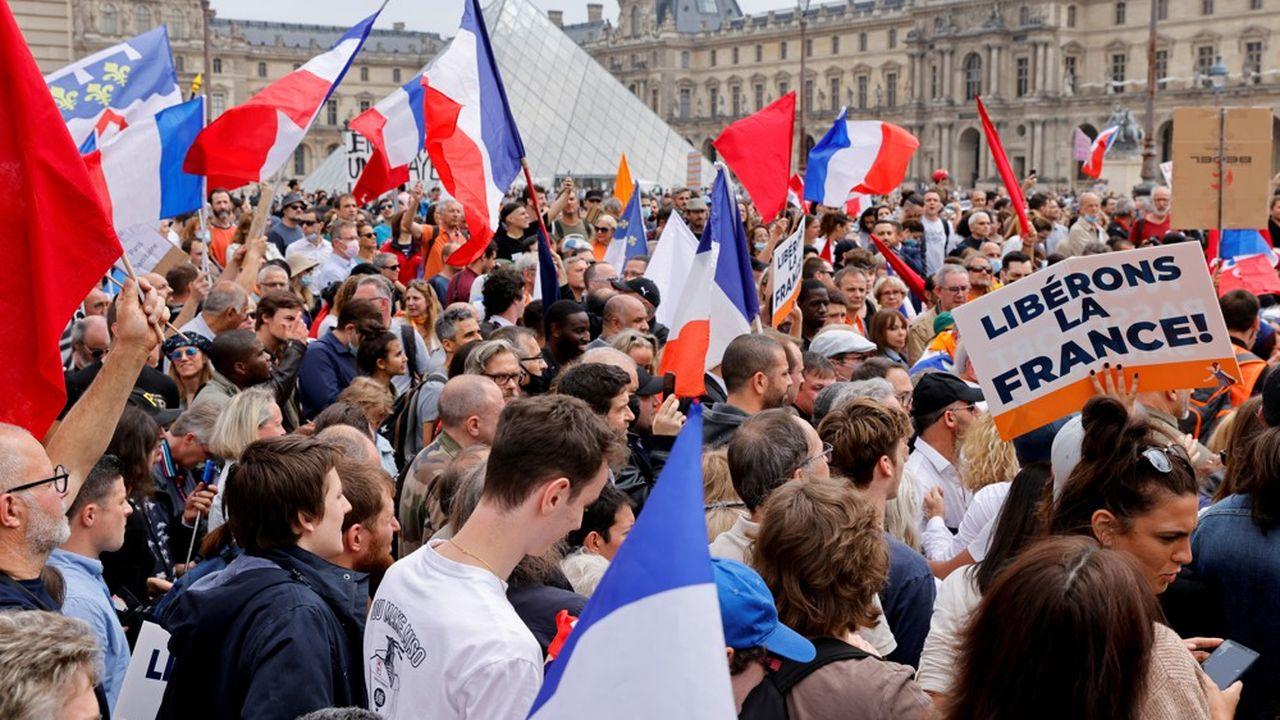 A Paris, près de 18.000 personnes ont manifesté.