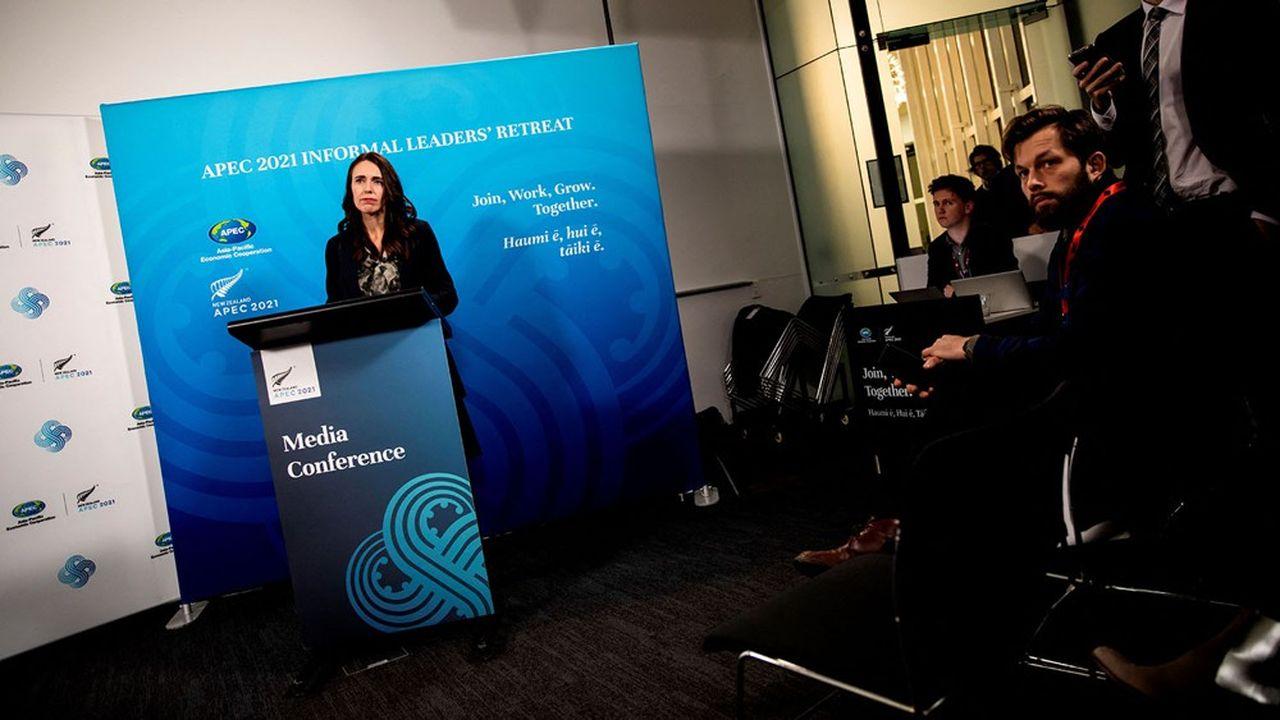 Pour la Première ministre néo-zélandaise, Jacinda Ardern, les efforts, concernant la vaccination, doivent porter au-delà des frontières des pays de l'APEC.