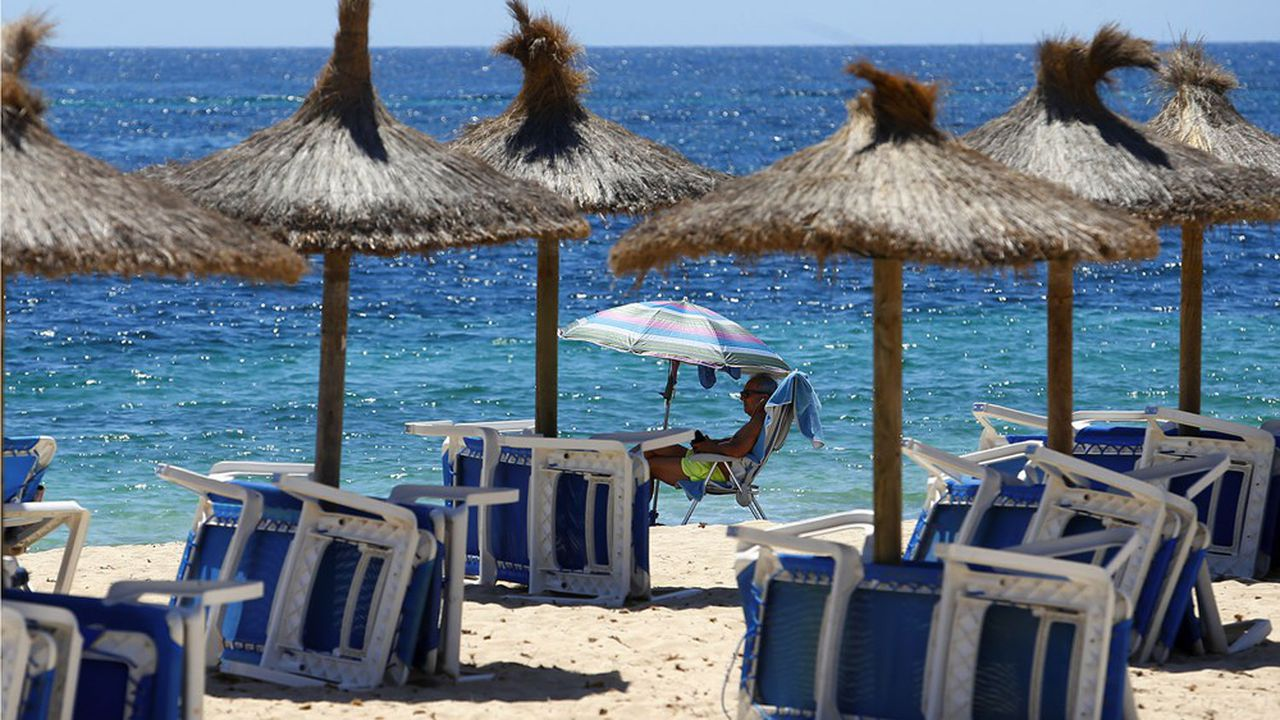 Dépendante du tourisme et des services, l'Europe du sud risque de souffrir d'un manque de dynamisme économique.