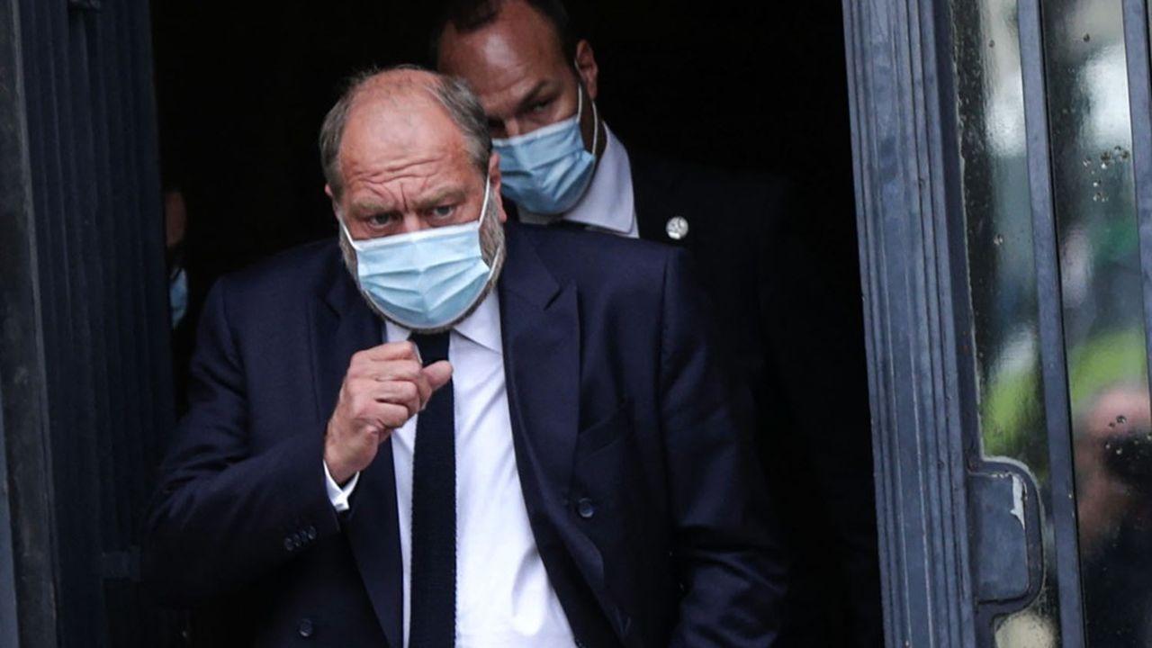 Eric Dupond-Moretti a été mis en examen vendredi pour des soupçons de conflits d'intérêts, une première pour un ministre de la Justice en exercice, qui garde toutefois 'toute la confiance' de Jean Castex.