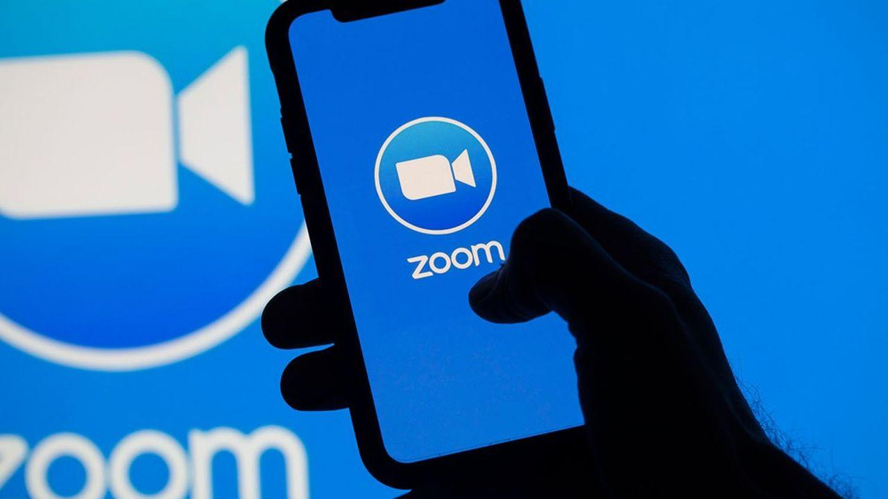 En unan, le cours deBourse de Zoom a été multiplié parcinq sur fond de pandémie.