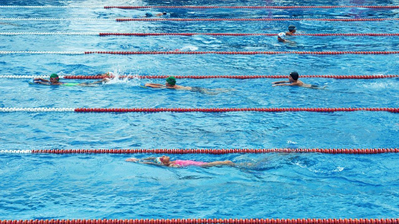 55 % des enfants entrant au collège ne savent pas nager. L'objectif est d'arriver à 75 % d'ici à 2024