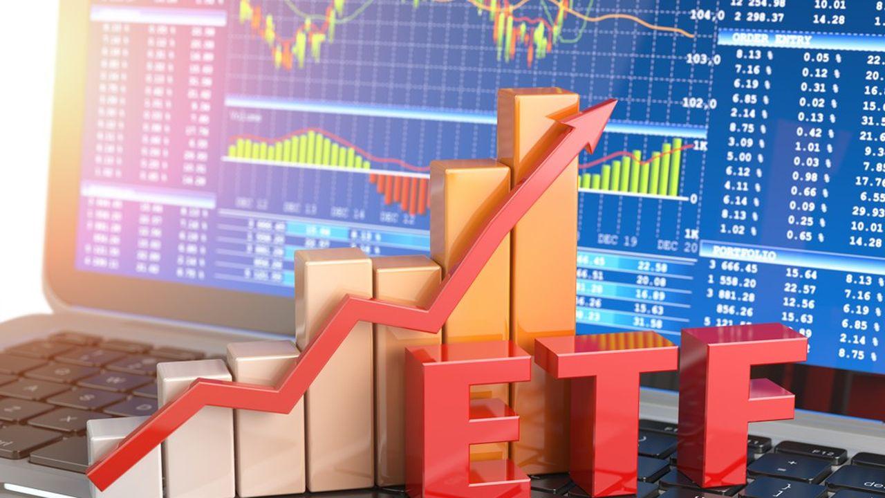 Les fonds et produits indiciels cotés ont collecté 660milliards de dollars au premier semestre, soit plus du double de leur précédent record, selon ETFGI.