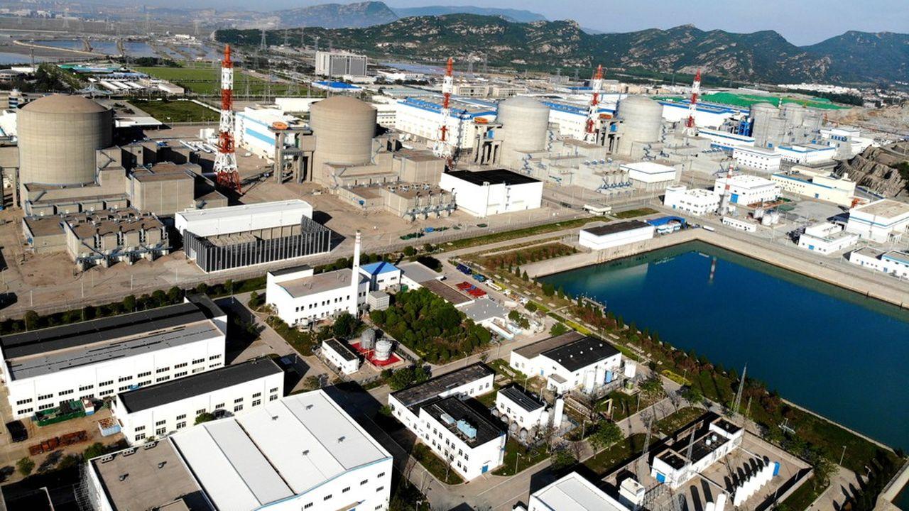 Contrairement à une centrale classique, un réacteur à sels fondus n'a pas besoin d'eau pour être refroidi.