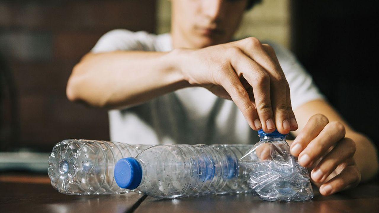 La taxe sur les plastiques non recyclée doit rapporter 6milliards au budget européen mais est destinée à disparaître à mesure que le plastique sera plus largement recyclé.