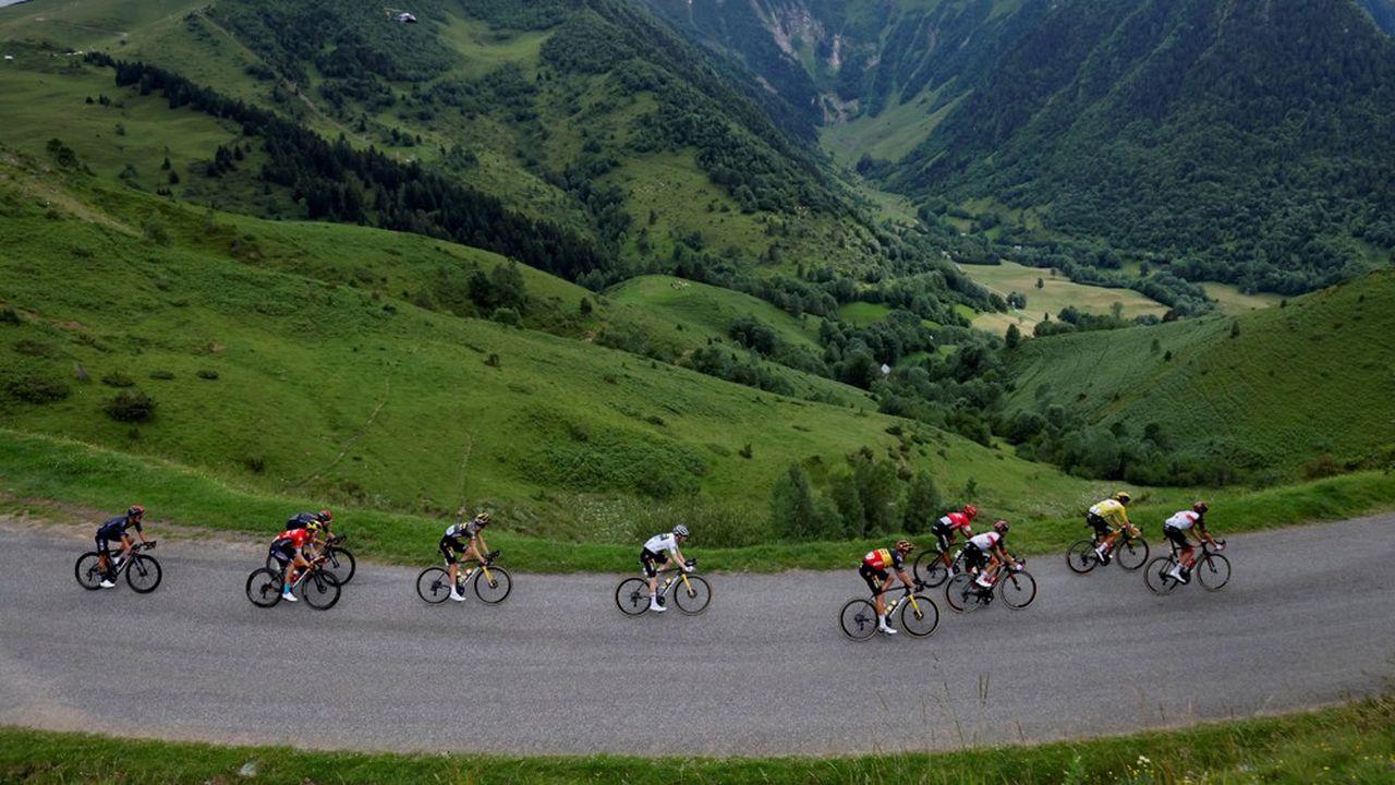 Les étapes de montagne sont très plébiscitées. Celle du 14juilletentre Muret et Saint-Lary-Soulan a atteint un pic à presque 8millions de téléspectateurs à l'arrivée.