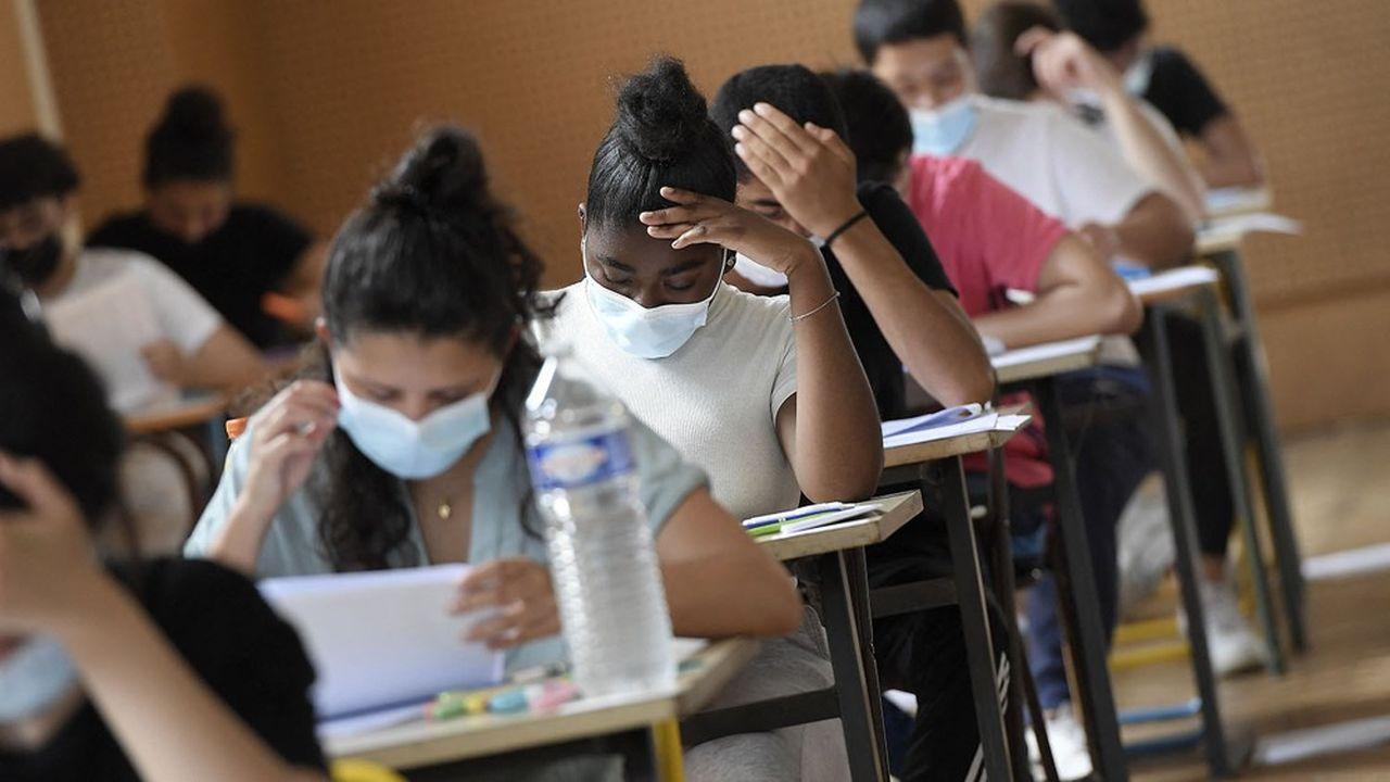 Près de 4.000 familles ont saisi, en 2020, la médiatrice de l'Education nationale au titre des examens et concours.