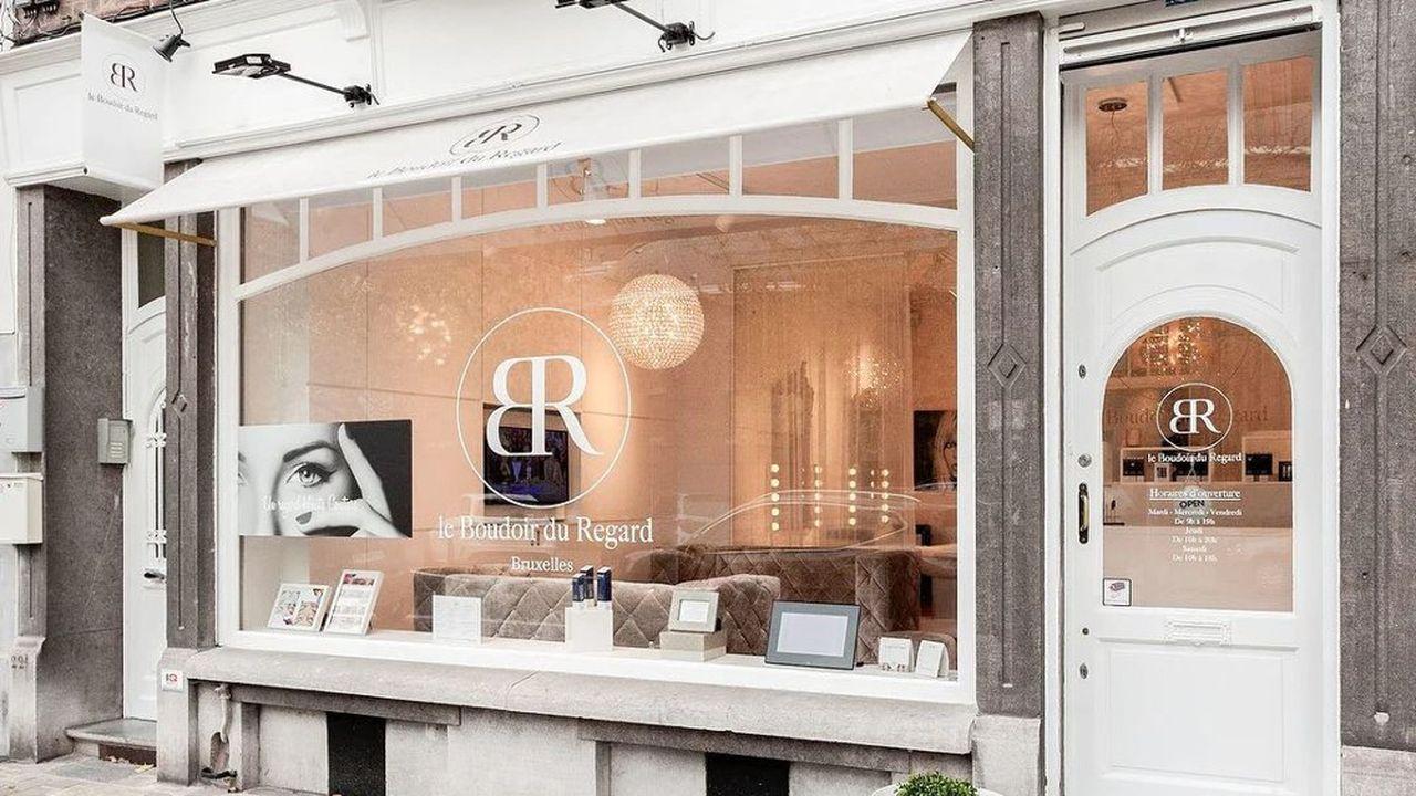 Avec ses 5millions d'euros de chiffre d'affaires et ses 20 boutiques, le Boudoir du Regard est considérée comme le 2e acteur français du marché.