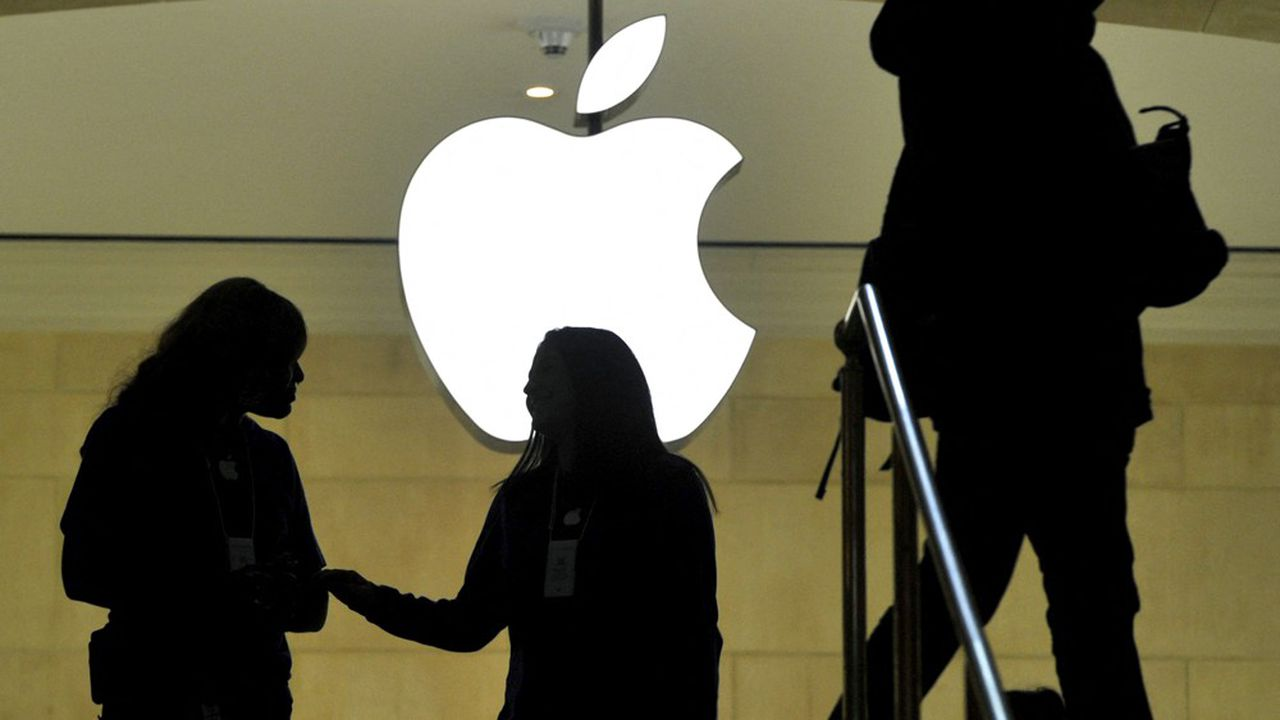 Apple travaille à une mode de fonctionnement «hybride» pour les employés de ses magasins.