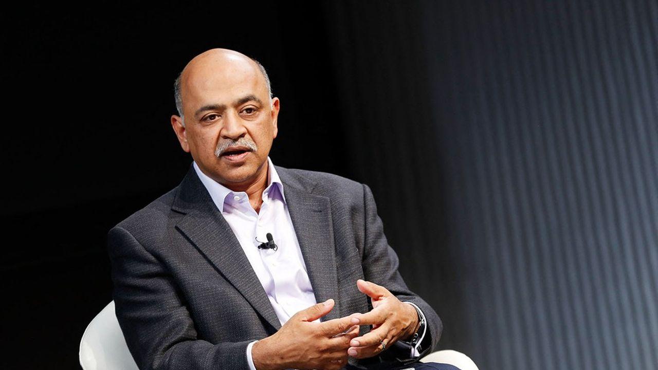 «Le cloud hybride est plus qu'unestratégie, c'est la réalité de nos clients aujourd'hui», a pointé Arvind Krishna lors d'une conférence téléphonique avec des analystes.