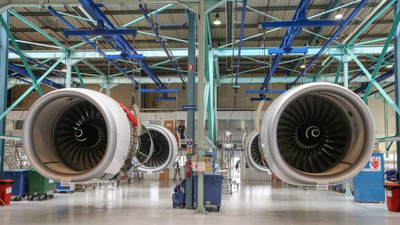 L'industriel rachète Groupe Hitim, une PME de 135 salariés qui fabrique des axes de train d'atterrissage et des arbres de moteur d'avion à Annecy (Savoie) et à Roanne (Loire).
