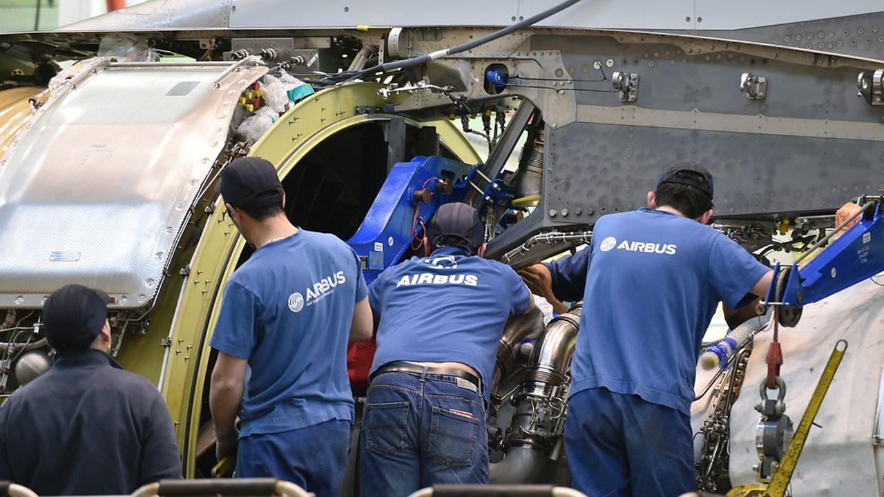 L'excédent commercial français dans l'aéronautique s'est beaucoup réduit avec la pandémie, passant de 31milliards d'euros en 2019 à 16milliards d'euros en 2020.