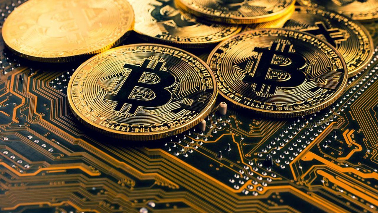 La valeur totale des bitcoins en circulation était proche de 559milliards de dollars selon CoinGecko.
