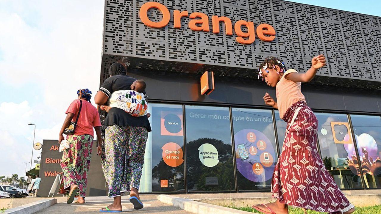 Orange souhaite que l'Afrique représente 20% de son chiffre d'affaires en 2025, contre 13% aujourd'hui.