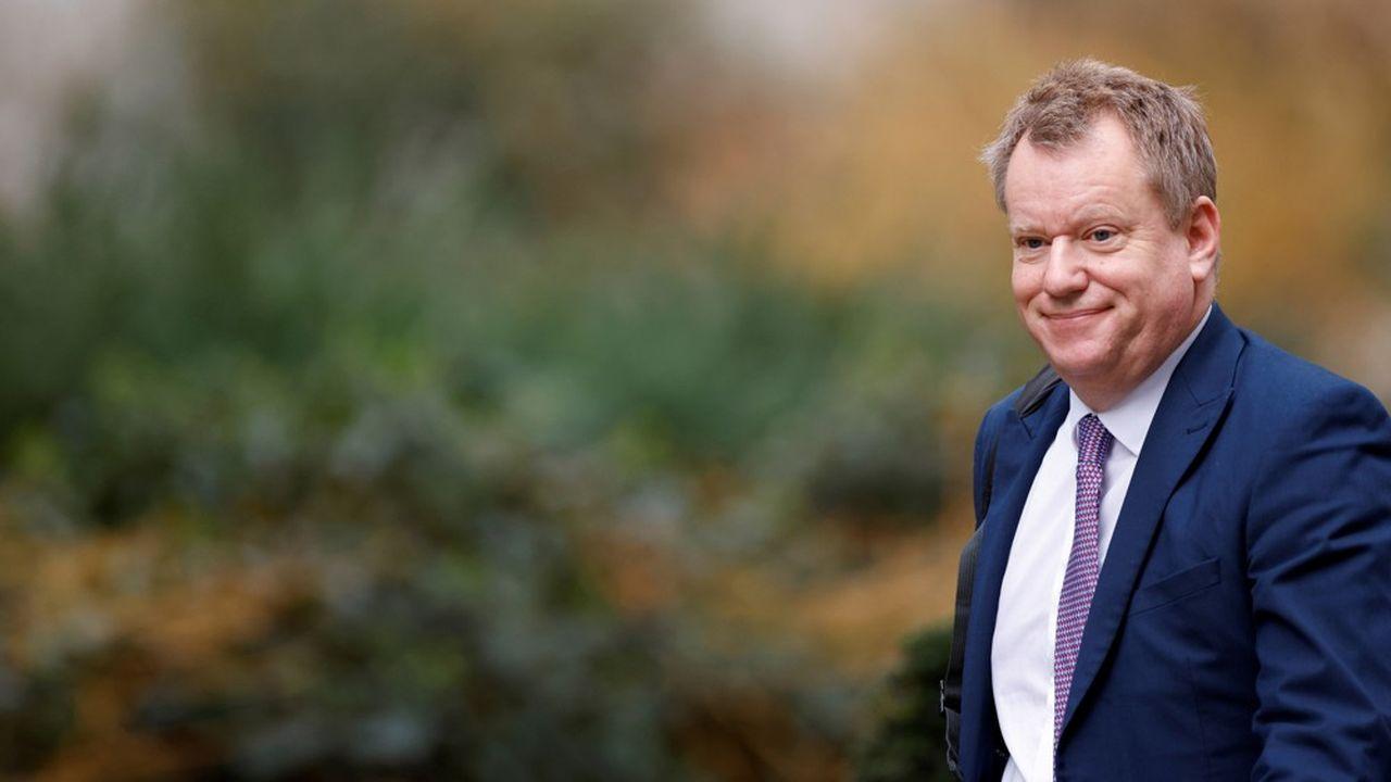 David Frost va proposer une série de mesures pour atténuer les contrôles douaniers entre le Royaume-Uni et l'Irlande du Nord.