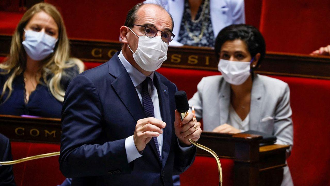 Jean Castex s'exprimera ce mercredi après un nouveau conseil de défense sanitaire et avant l'examen du projet de loi sanitaire à l'Assemblée.