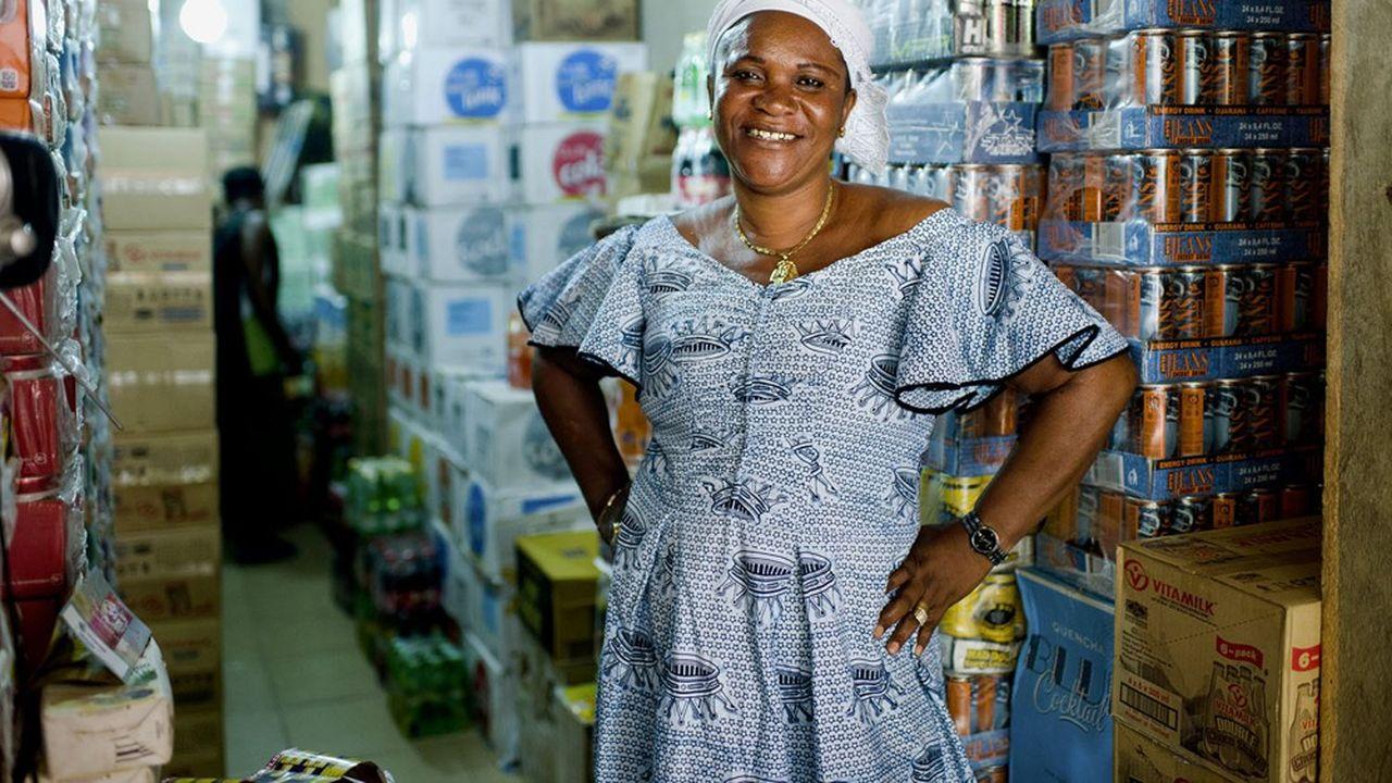 Seules 10% des PME et TPE africaines ont accès au financement bancaire.
