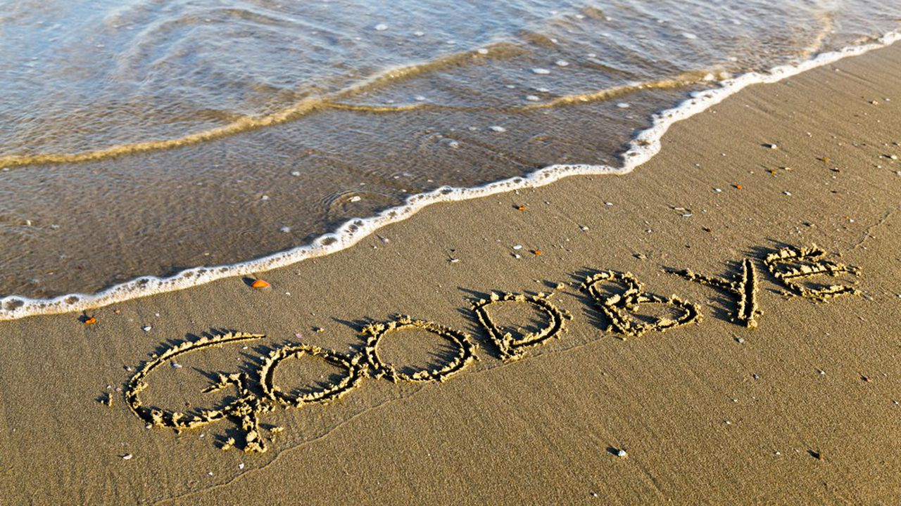 'Je quitte la plage le 16 août'