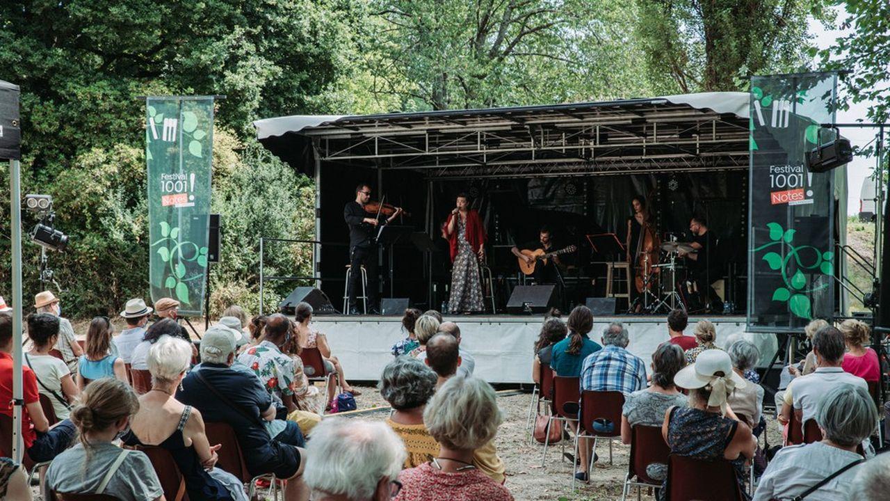 Le festival 1001 Notes propose aux réfractaires au pass sanitaire des balades musicales pour 49 personnes, dans la nature.