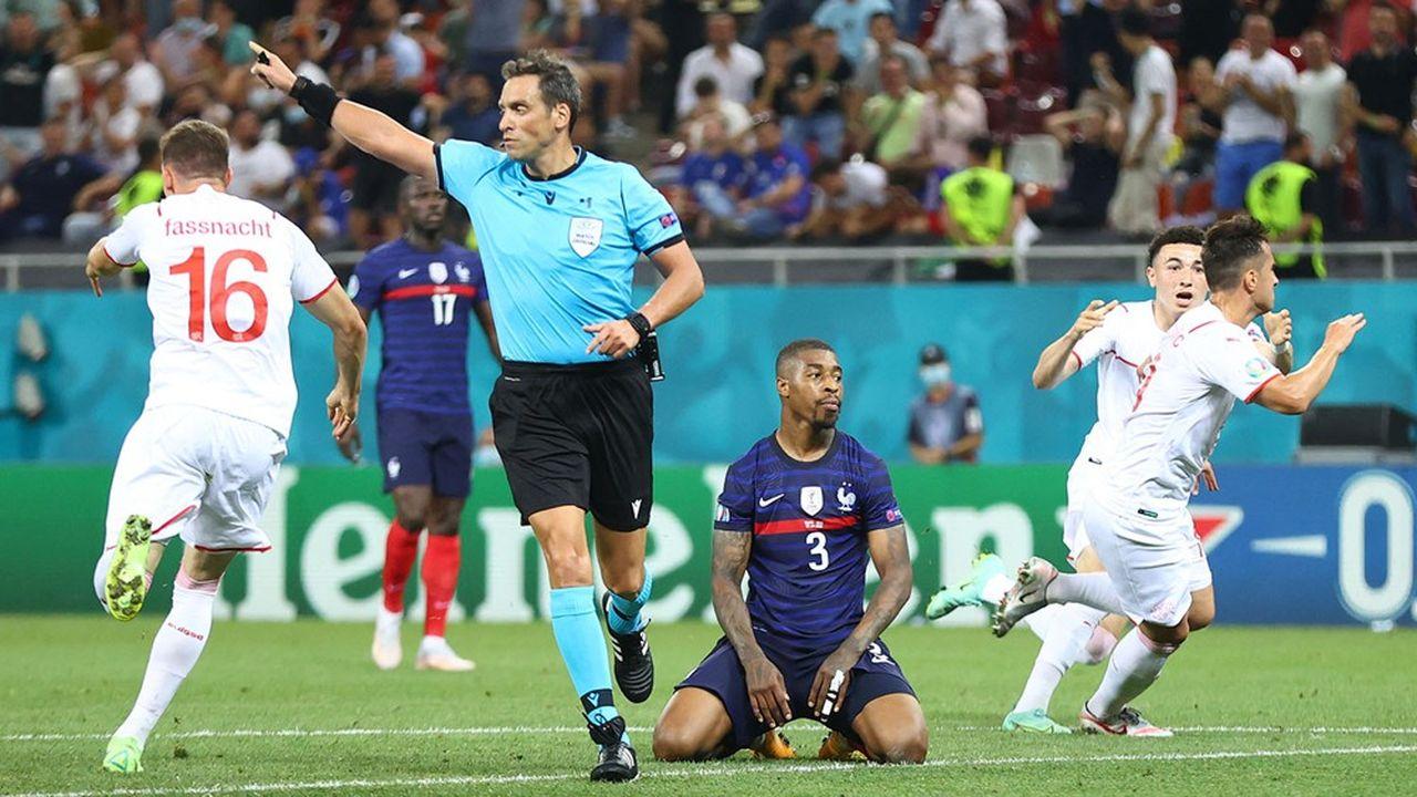 Le match ayant opposé la France à la Suisse a été la principale affiche de l'Euro en termes de paris sportifs sur Internet avec un total de mises de 28millions d'euros.