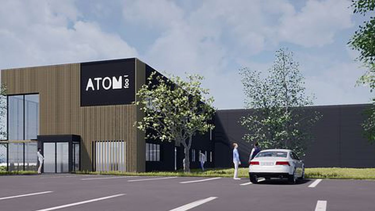 L'école Atom Food ouvrira début 2022 dans le nouveau siège de l'entreprise au Château d'Olonne.