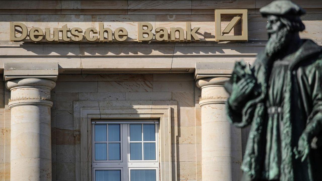 Deutsche Bank est la cinquième banque d'investissement à annoncer l'augmentation des salaires de ses juniors.