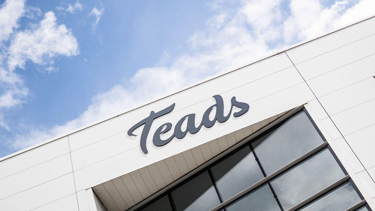 Lors de l'exercice 2020, Teads a dégagé 540millions de dollars de revenus.