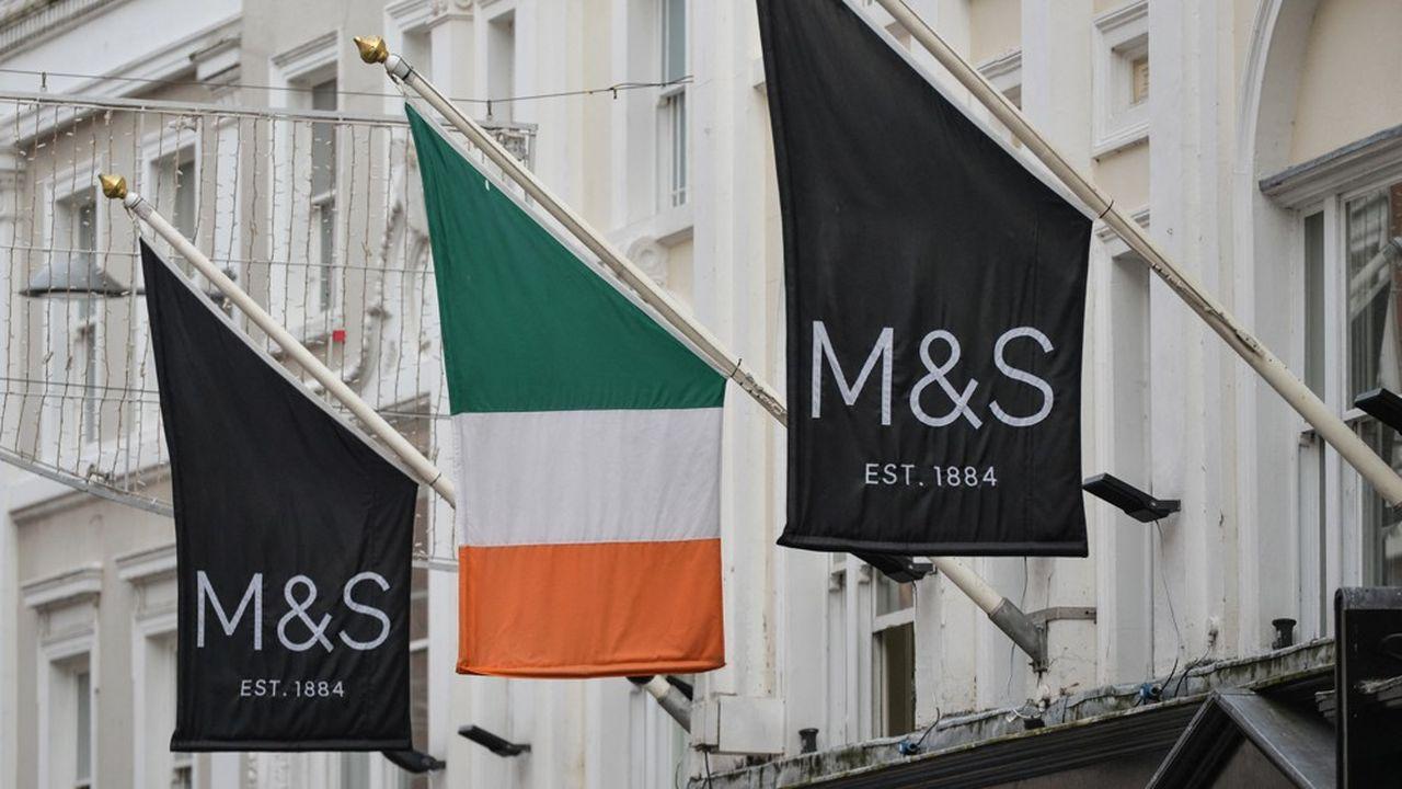 Le directeur de Marks and Spencers a appelé à une simplification des termes d'échanges avec l'Irlande du nord.