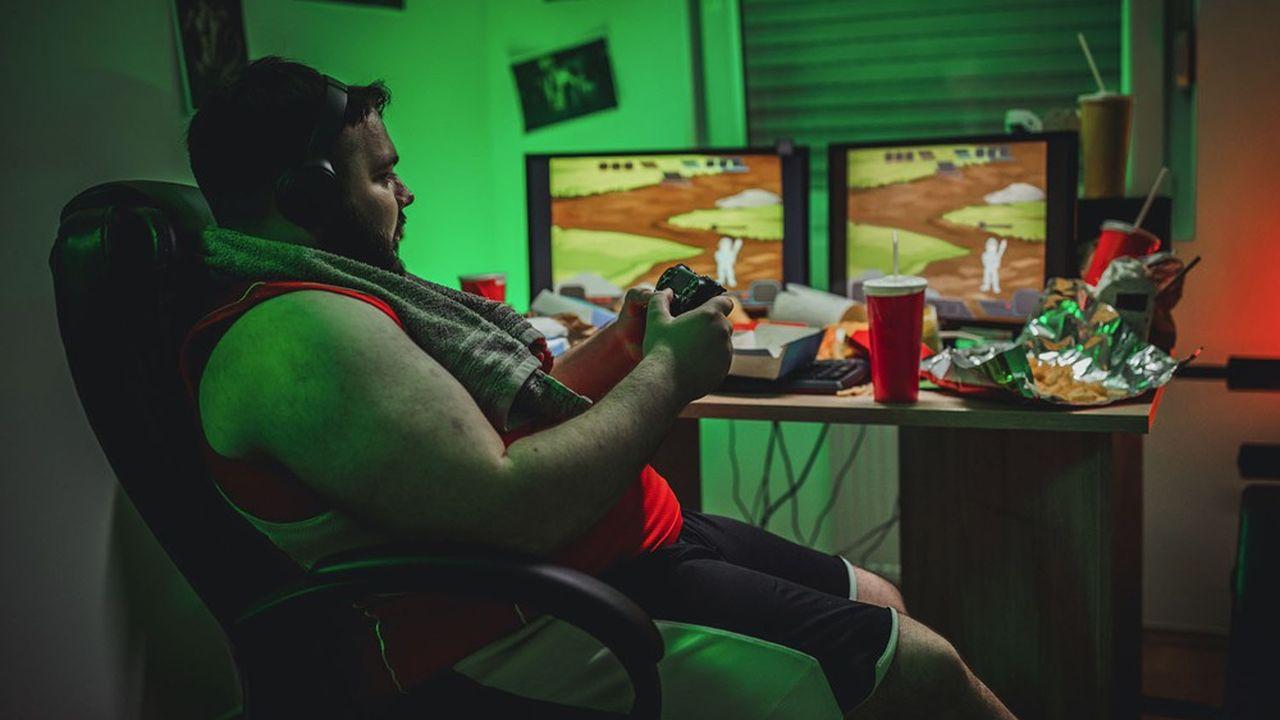 54% des hommes et 44% des femmes de 18 à 74 ans sont désormais «en situation de surpoids ou obèses», selon ce rapport.