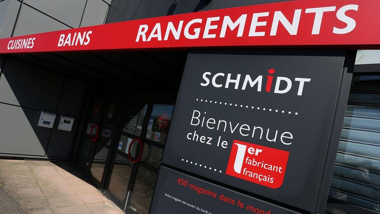 Le groupe Schmidt souhaite engager l'ensemble de ses 1.770 salariés et les 800 magasins distributeurs dans la démarche.