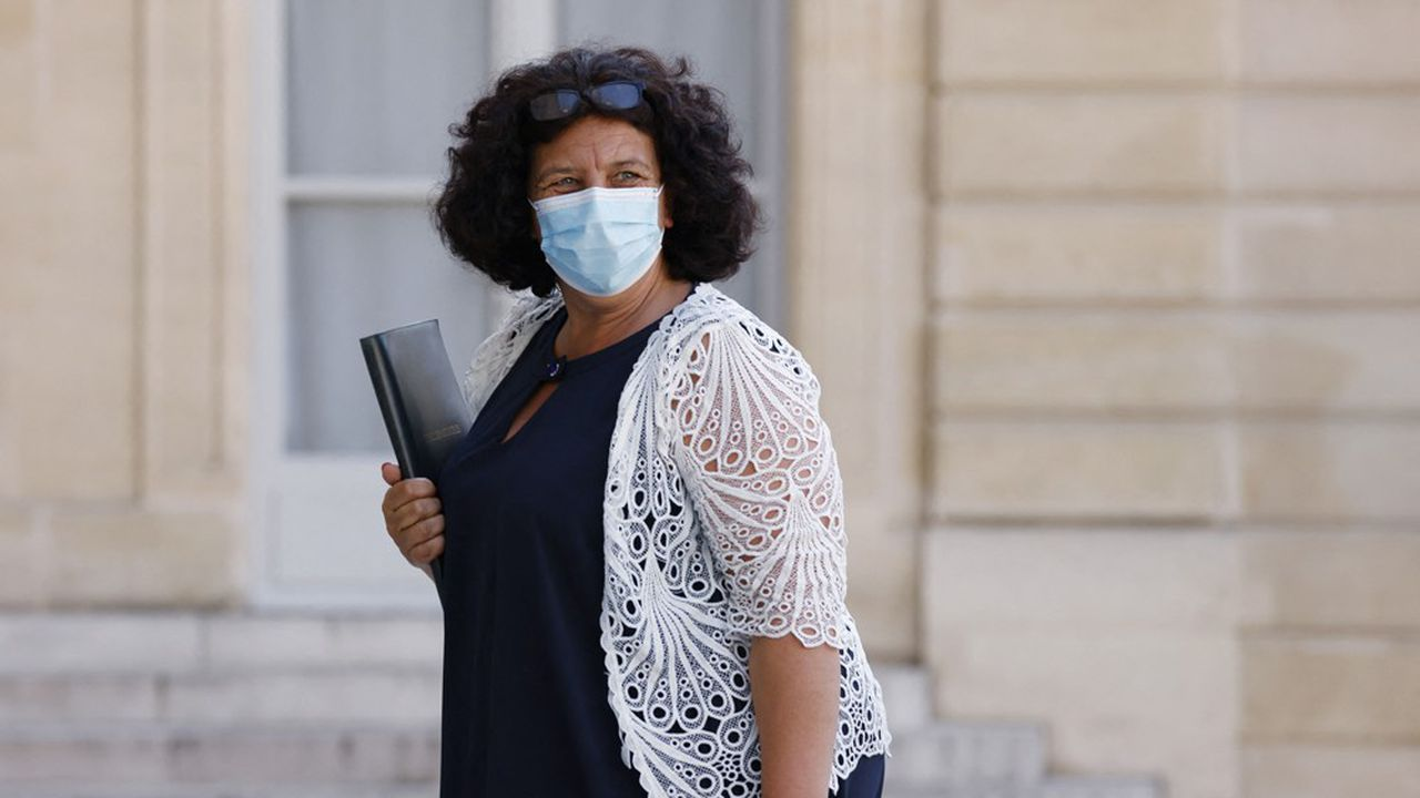 «Les étudiants sont davantage vaccinés que la moyenne des 18-24 ans», assure la ministre de l'Enseignement supérieur, Frédérique Vidal.