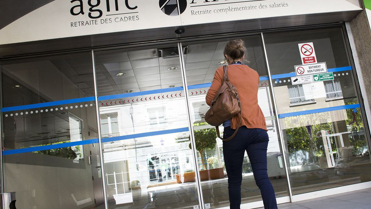 Le conseil d'administration de l'Agirc-Arrco pourra sous-indexer jusqu'à 0,5 point par an les pensions en2022 et2023.