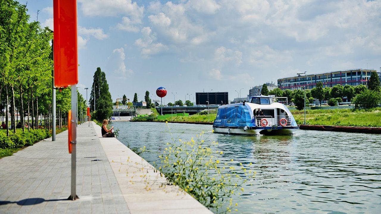 Avec l'organisation de Paris 2024, le canal va accélérer sa transformation.