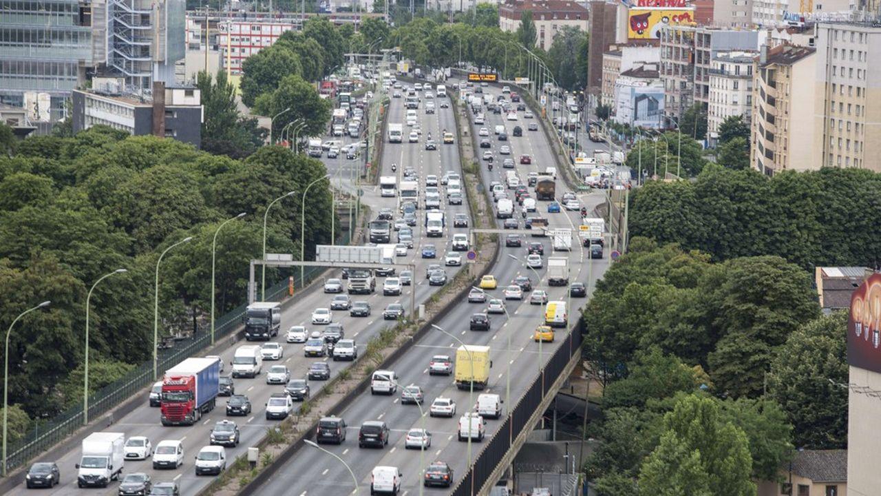 Un peu plus de la moitié du coût social et sanitaire du bruit en France provient des transports routiers, selon le rapportde l'Agence de la transition écologique (Ademe).