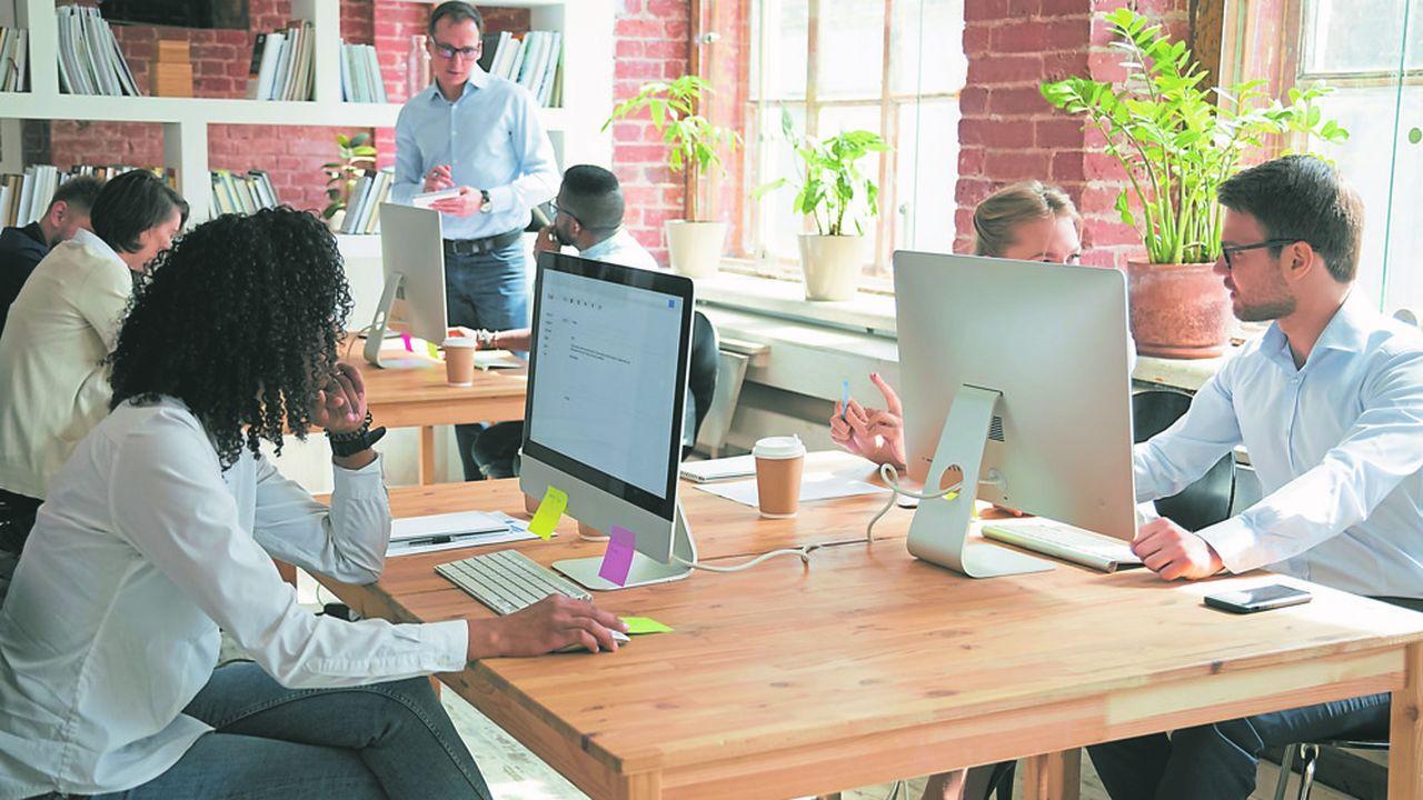 «Alors que le retour au bureau s'annonce, le manager aura également la délicate mission de recréer les conditions d'une émulation collective pour réapprendre à co-créer.»
